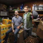 Matt & Mike the barrel
